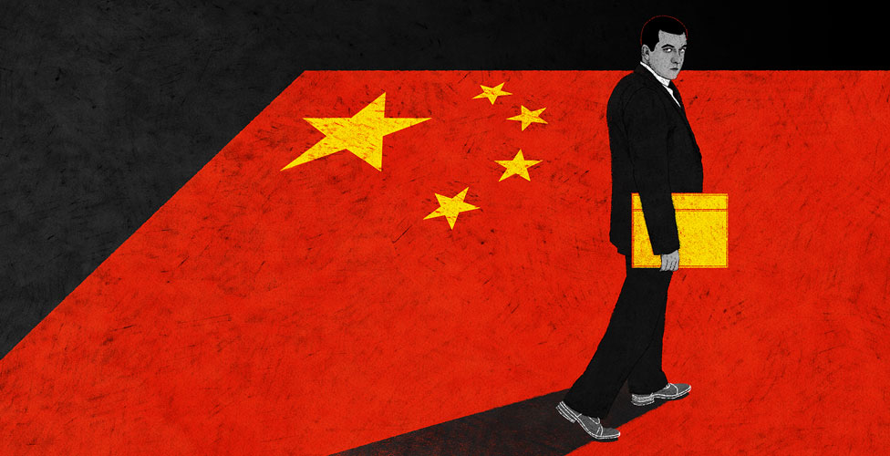 bbc.co.uk - Looking for China's spies