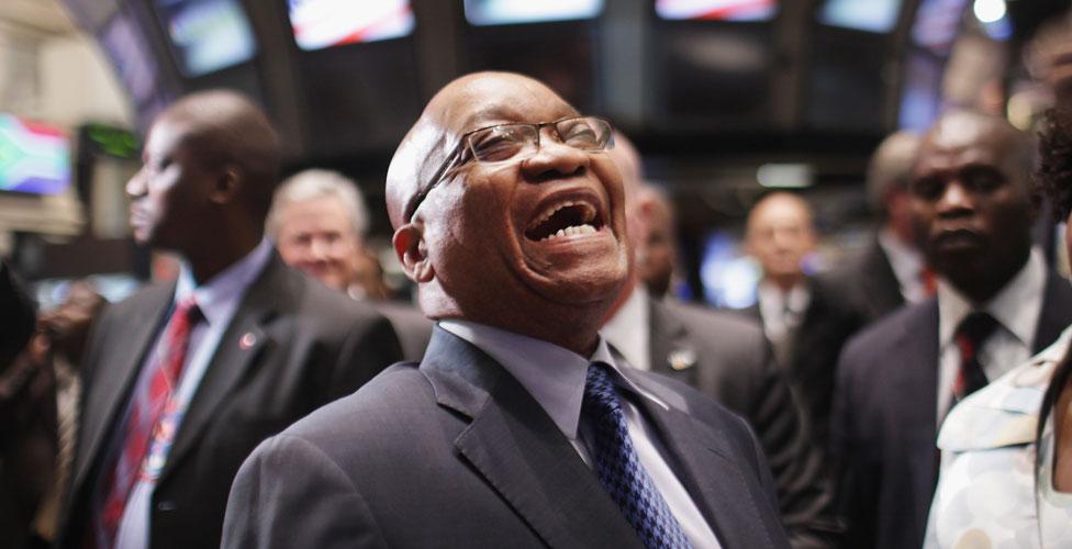The trials of Jacob Zuma