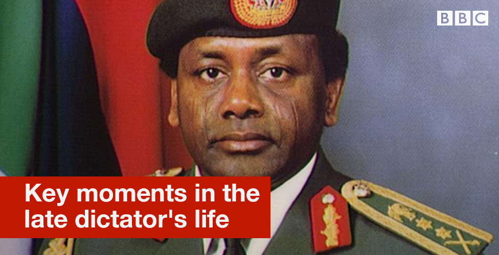 Sani Abacha Timeline Of The Late Nigerian Dictator S Life