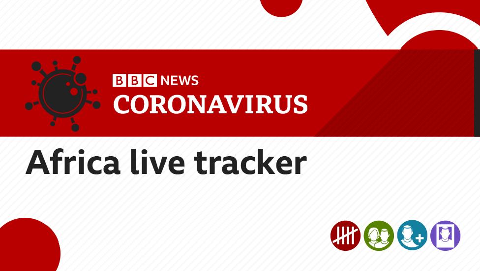Coronavirus in Africa tracker - BBC News