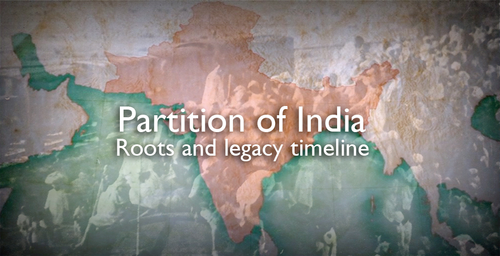 India Partition: Roots and legacy - BBC News