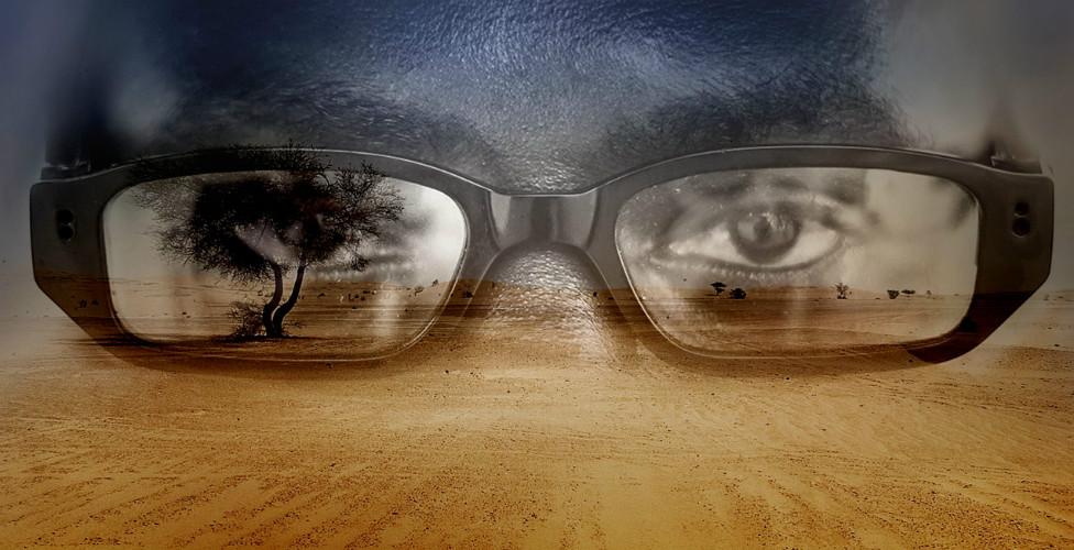 Secret spectacles - BBC News